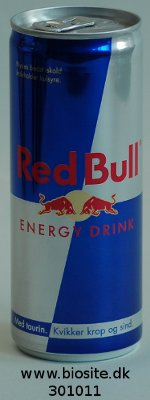 Taurin Red Bull